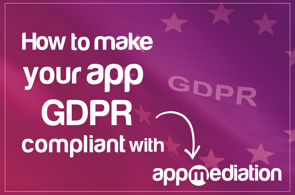 Introducing the latest GDPR Compliant SDK